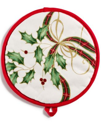 Holiday Nouveau Potholder, Created for Macy's
