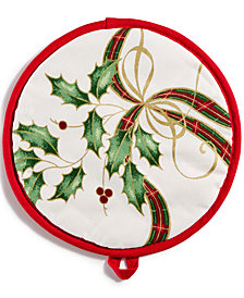 Lenox Holiday Nouveau Potholder, Created for Macy's