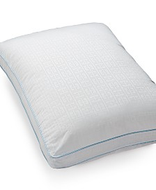 CLOSEOUT! SensorGel Signature SensorElle Memory Fiber Down Alternative Standard/Queen Pillow, Gusseted, Created for Macy's