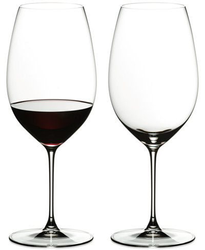 Riedel Veritas Cabernet/Merlot Wine Glass Set of 2