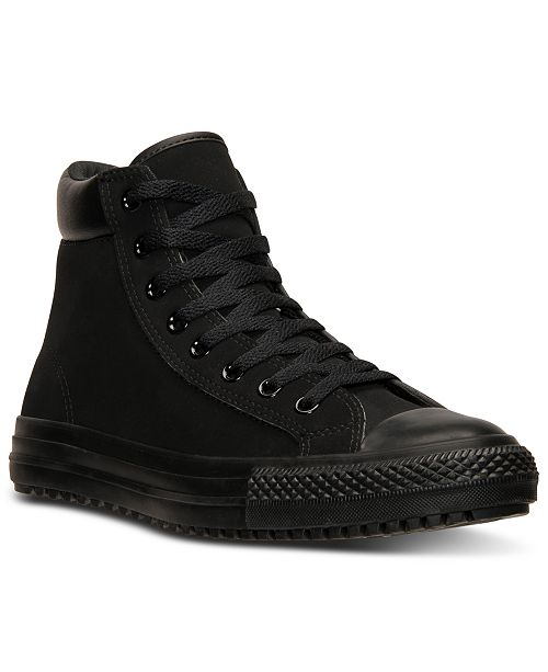 f135aa89894 ... Converse Men's Chuck Taylor All Star Boot PC Casual Sneakers from  Finish ...