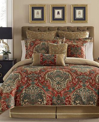 Croscill Orleans Queen Comforter Set Bedding Collections