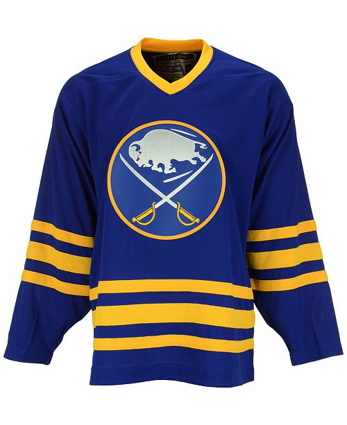 CCM Men s Buffalo Sabres Classic Jersey - Sports Fan Shop By Lids ... 61b2ea908