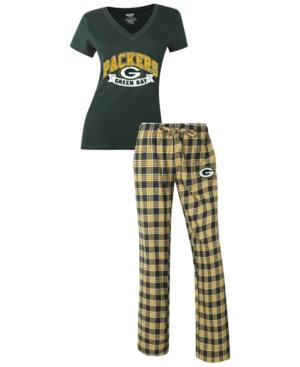 Women's Green Bay Packers Medalist Sleep Set