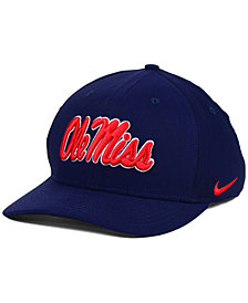Nike Mississippi Rebels Classic Swoosh Cap