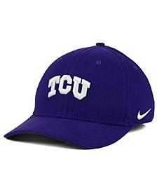 TCU Horned Frogs Classic Swoosh Cap