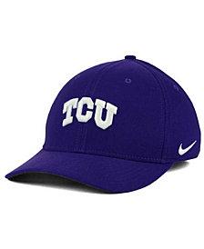 Nike TCU Horned Frogs Classic Swoosh Cap