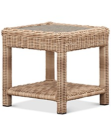 Willough Outdoor End Table, Created for Macy's