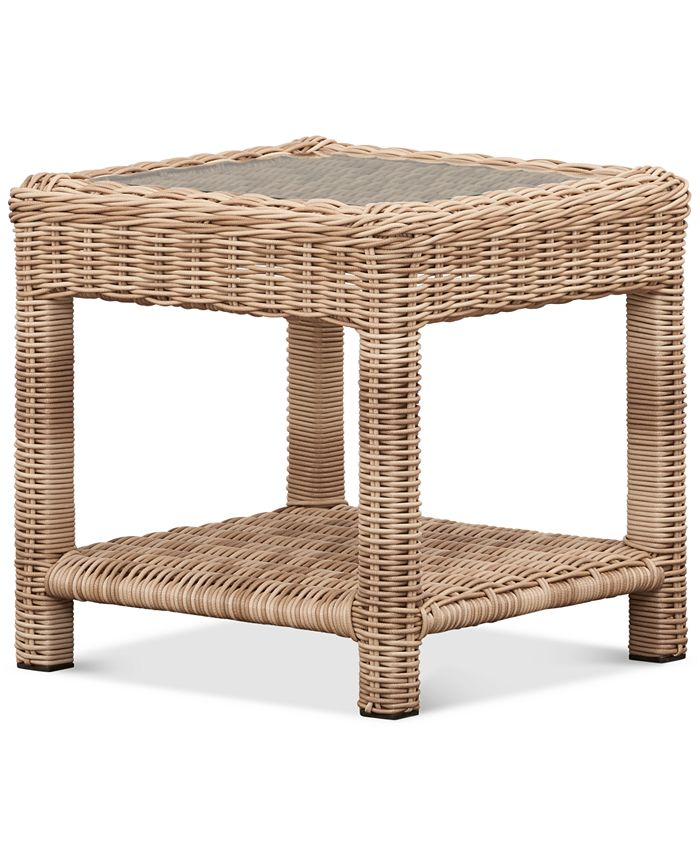 Furniture - Willough Outdoor End Table