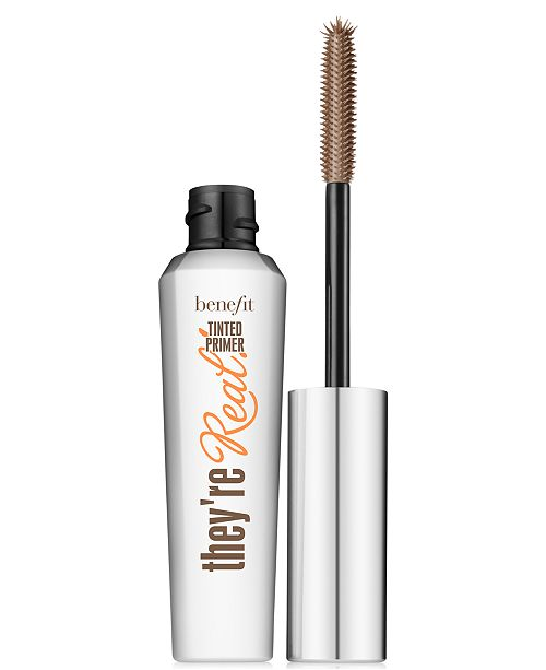Benefit Cosmetics they're real! tinted lash primer