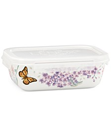 Butterfly Meadow Kitchen Rectangular Serve & Store Dish