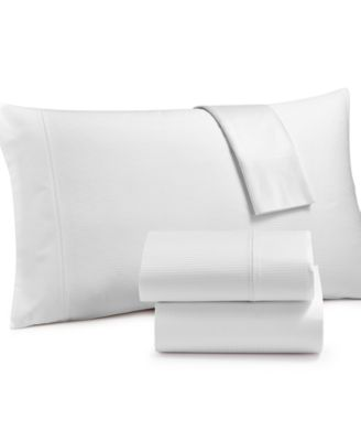 CLOSEOUT! Sleep Cool Twin 3-pc Sheet Set, 400 Thread Count Hygro® Cotton, Created for Macy's