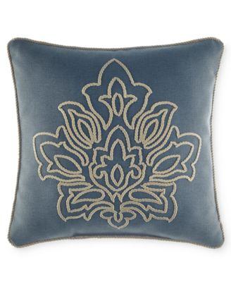 """Captain's Quarters 16"""" Square Decorative Pillow"""
