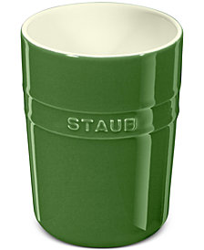 Staub Basil Ceramic Utensil Holder
