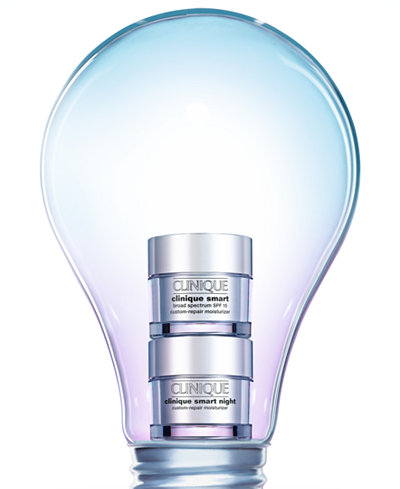Clinique Smart Day and Night Moisturizers