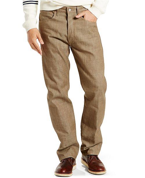 88951c3bd7c Levi s 501® Original Shrink-to-Fit™ Jeans   Reviews - Jeans - Men ...