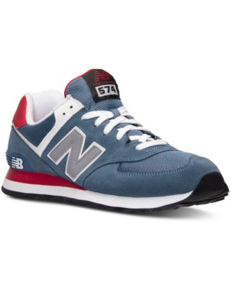 mens 574 new balance core plus