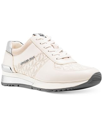 MICHAEL Michael Kors Allie Wrap Trainer Sneakers
