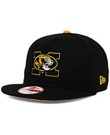 New Era Missouri Tigers Core 9FIFTY Snapback Cap