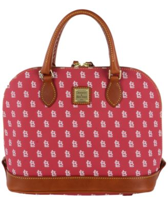 St. Louis Cardinals Zip Zip Satchel