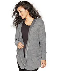 A Pea in the Pod Maternity Hooded Cardigan