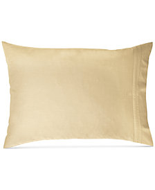 Donna Karan Home Reflection Gold Dust Pair of Standard Pillowcases