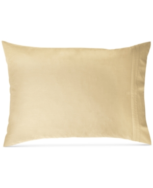 Donna Karan Home Reflection Gold Dust Pair of King Pillowcases Bedding