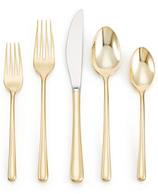 Cambridge Samantha Gold Mirror 5-Pc. Place Setting