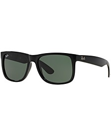Polarized Sunglasses, RB4165 JUSTIN