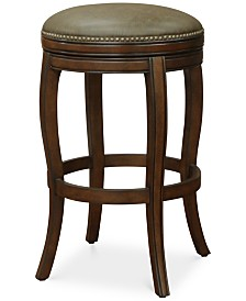 Wilmington Bar Height Stool, Quick Ship