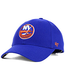 '47 Brand New York Islanders Curved MVP Cap