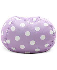 Brooke Classic Bean Bag Chair, Quick Ship
