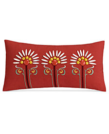 "Echo Jaipur 9"" x 18"" Decorative Pillow"