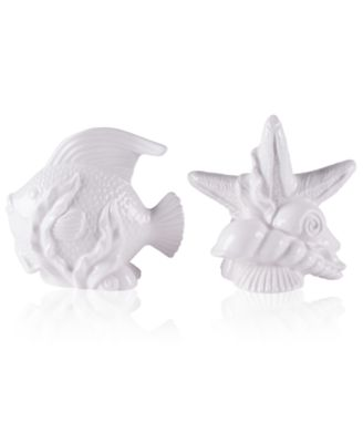 Cape Coral Collection 2-Pc. Salt & Pepper Shakers Set