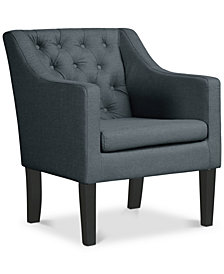 Brittany Club Chair, Quick Ship