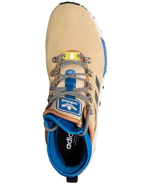 8edff0c0238da ... adidas Men s Originals ZX Flux Winter Sneakerboots from Finish Line ...