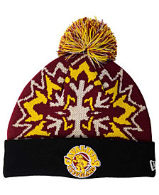 New Era Cleveland Cavaliers Glowflake Knit Hat