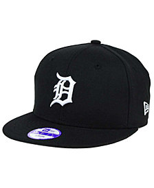 New Era Kids' Detroit Tigers B-Dub 9FIFTY Snapback Cap