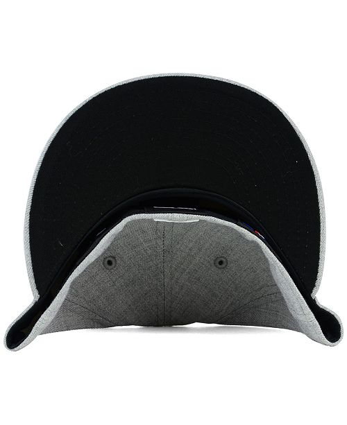 san francisco 82cc1 377ee ... cheap new era los angeles dodgers heather black white 59fifty fitted cap  924f0 f29c0