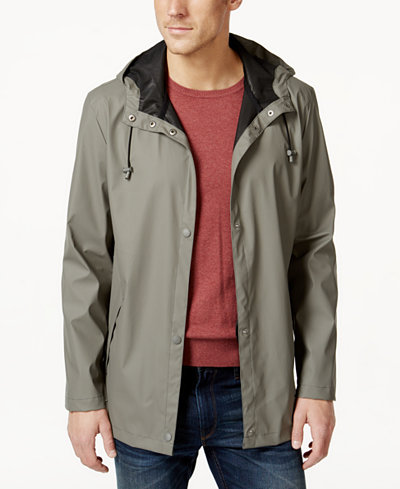 Cole Haan Waterproof Hooded Jacket - Coats & Jackets - Men - Macy's