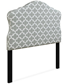Mia Upholstered Headboard Collection, Quick Ship