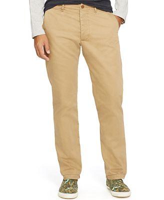 Denim & Supply Ralph Lauren Men's Cotton Twill Pants - Pants - Men ...