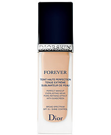 Dior Diorskin Forever Perfect Foundation Broad Spectrum SPF 35, 1 oz