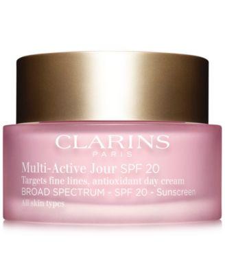 Multi-Active Day Cream SPF 20 - All Skin Types, 1.7 oz
