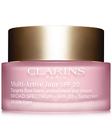 Multi-Active Day Cream SPF 20 - All Skin Types, 1.7 oz.