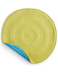 Fiesta Lemongrass Target Quilted Placemat