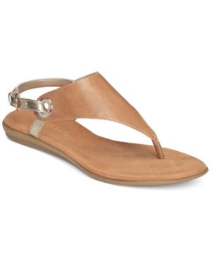 Aerosoles Conchlusion T-Strap Slingback Thong Sandals Women's Shoes