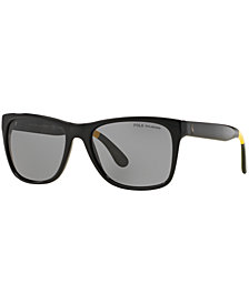 Polo Ralph Lauren Polarized Sunglasses, PH4106