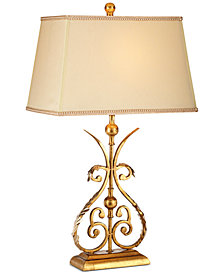Pacific Coast Traditional Table Lamp, Created for Macy's
