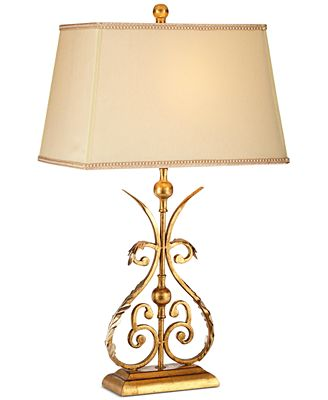 Pacific coast traditional table lamp created for macys